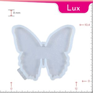 Mold-it Lux Single Butterfly Silicone Mold