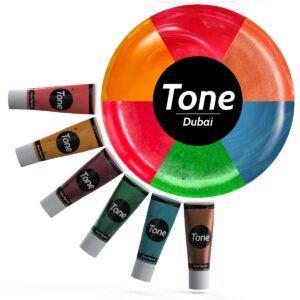Tone Dubai Pigment Set