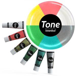 Tone İstanbul Epoxy Pigment Set