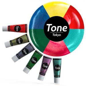 ToneTokyo Epoxy Pigment Set